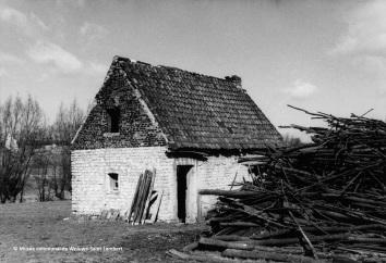 De bakkerij van de Hof ter Musschen in Sint-Lambrechts-Woluwe (1960)