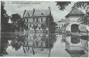 Le Karreveld à Molenbeek (début XXe siècle)